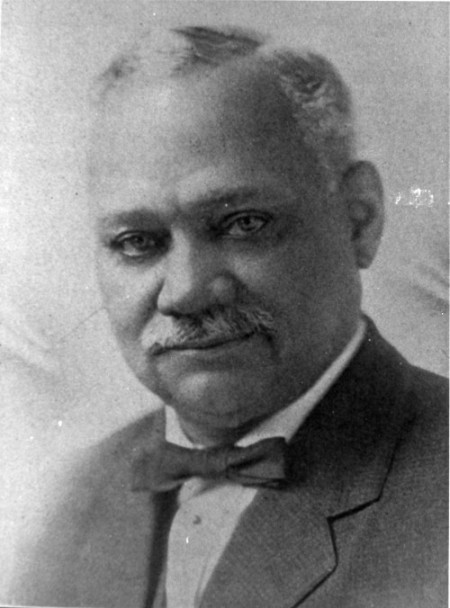 Scipio Africanus Jones, the African-American lawyer from Little Rock, by becoming the legal Moses for the black sharecroppers who were found guilty in the accelerated trials following the Elaine Race Massacre, provided the case in Moore v. Dempsey that altered the U. S. Supreme Court's more restricted position on equal protection, thus leading to future Supreme Court decisions favorable to civil rights. (Image: Courtesy of the Butler Center for Arkansas Studies)