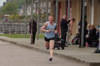 Handicap Winner David Roberts