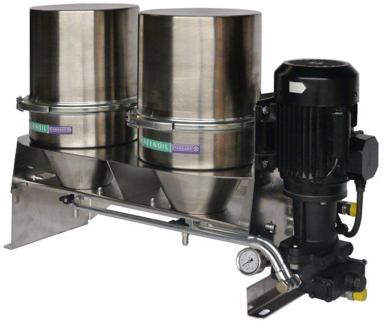Nebenstromfilter WP1-P2-400