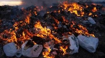 Переработка мусора статистика