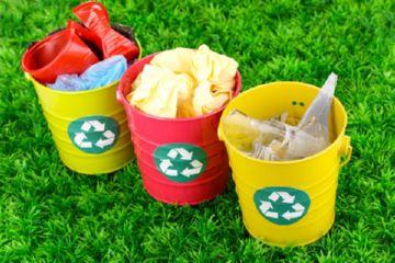 Переработка мусора в разных странах