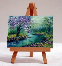 45 Artistic Miniature Painting Ideas