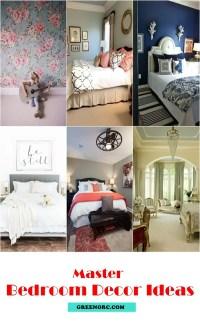 45 Creative Master Bedroom Decor Ideas