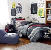 45 Rustic Bedroom Decoration Ideas For Men