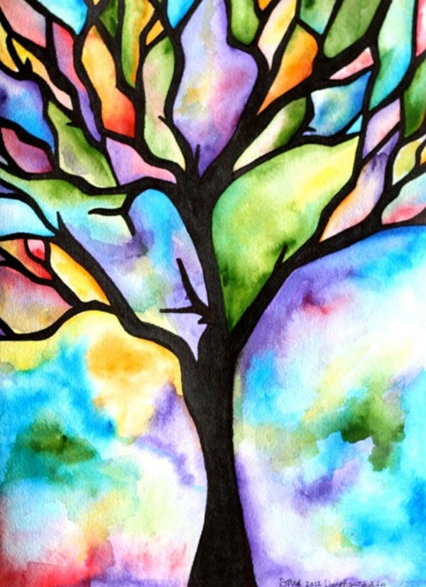 Fun Watercolor Ideas For Beginners : watercolor, ideas, beginners, Watercolor, Painting, Ideas, Beginners, [2020, Updated]