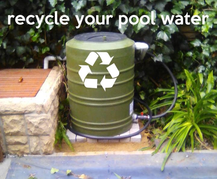 Pool Backwash Saver Special