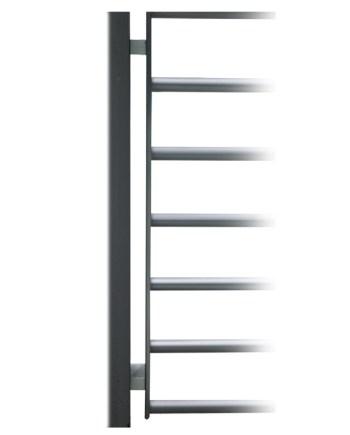 modern aluminum railing