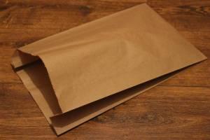 Крафт пакет саше 22×5×38 – 500 шт.