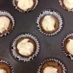 Cheesecake Stuffed Gingerbread Bites