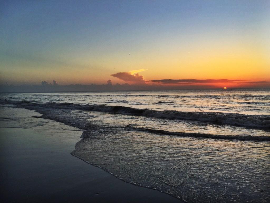 Jacksonville Beach Sunrise
