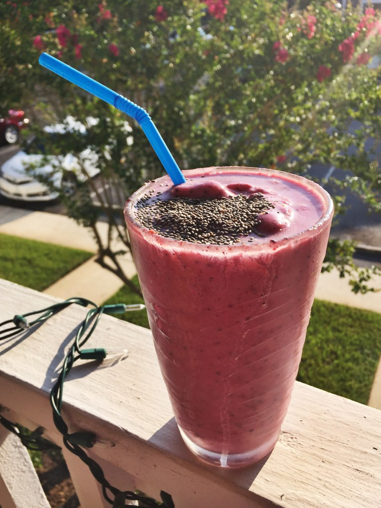 Skinny Smoothie Recipe