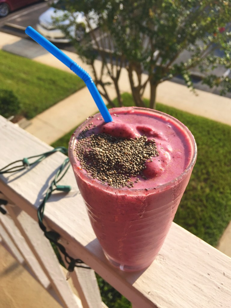 Skinny Berry Smoothie Recipe