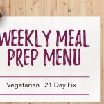 """""""Vegetarian-21-day-fix-recipes"""""""