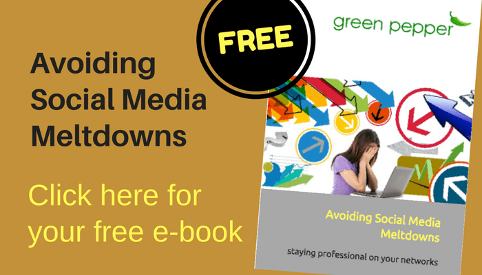 Free e-book advert