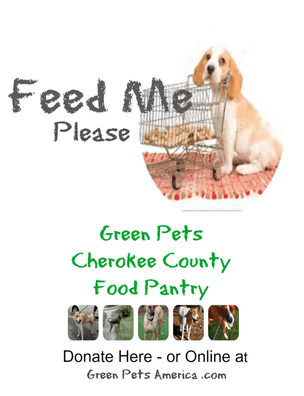 pet food pantry