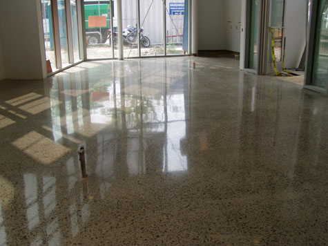 How To Apply Lacquer To Concrete