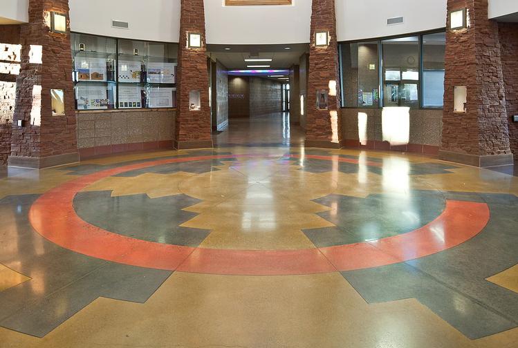 Concrete Flooring  Green Journey