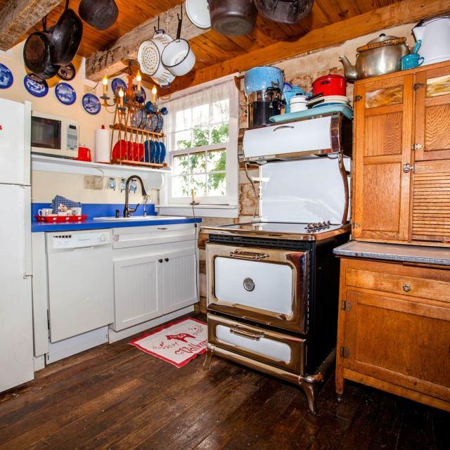 Kitchen & Cooking