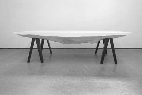 Slab Table by Snarkitechture Archtober