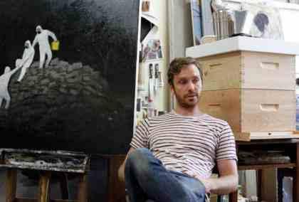 Greenpoint Artist David Pettibone