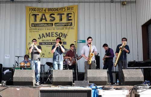 Taste Williamsburg Greenpoint