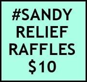 sandy relief raffles