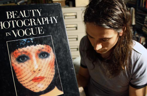 Cathee Dahmen, Beauty Photography in Vogue
