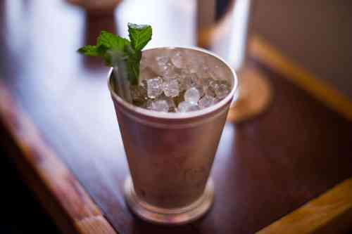 The Moonlight Mile's Mint Julep