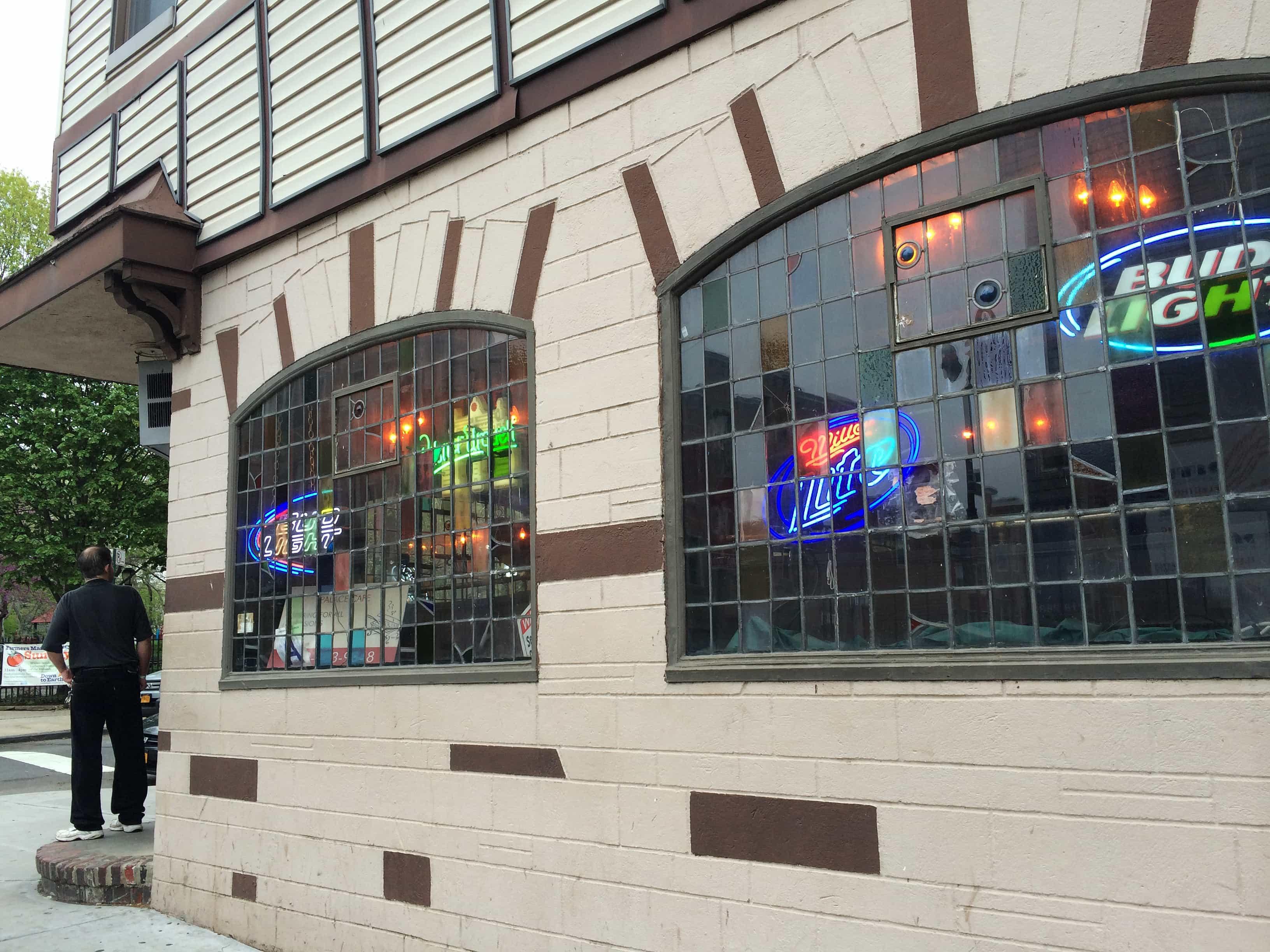 Palace Cafe exterior