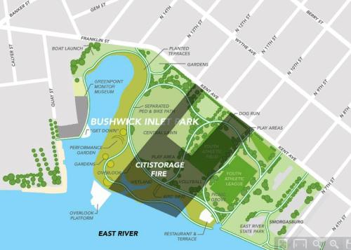 Future Bushwick Inlet Park