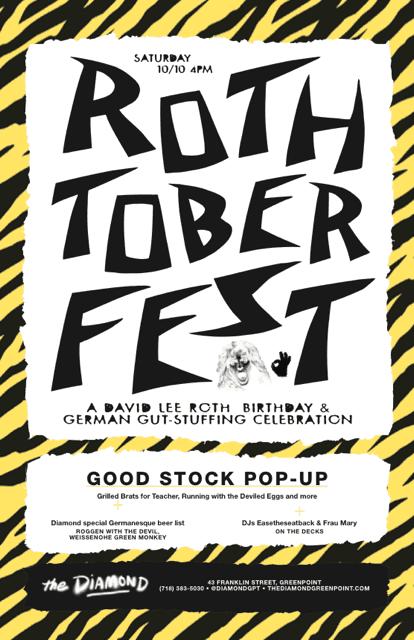 Rothtober Fest