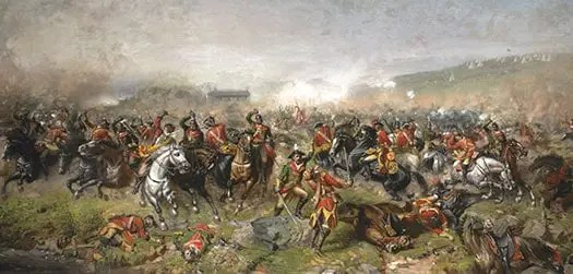 John_Mulvany_-_The_Battle_of_Aughrim
