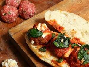 Meatballs. Photo via Lorimer Market website.