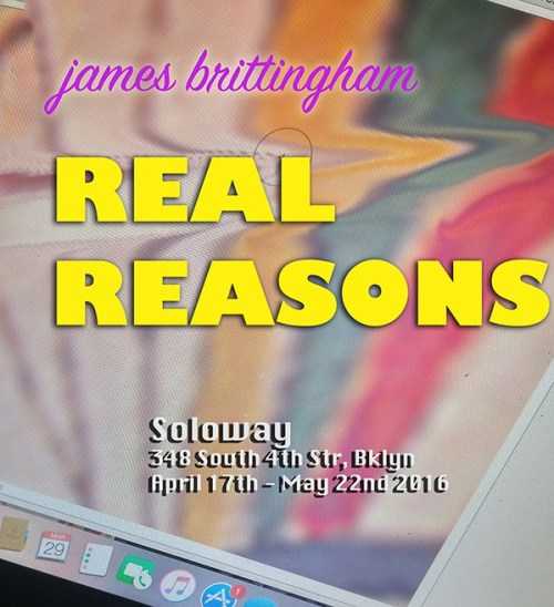 James Brittingham, Real Reasons