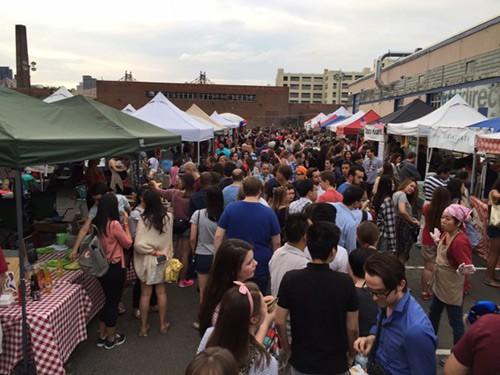 The LIC Flea Market