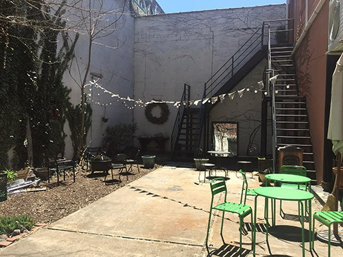 The Karcher - Greenpoint - Patio