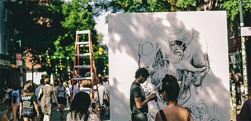 Williamsburg Walks Call For Artists