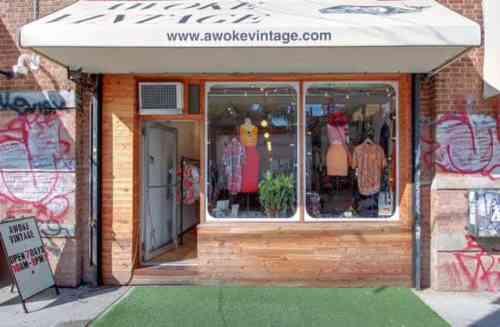 Awoke's Williamsburg location