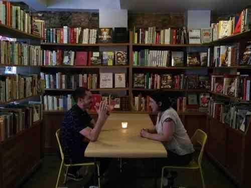 The pre-dinner scene at Archestratus. Image via Archestratus/Facebook