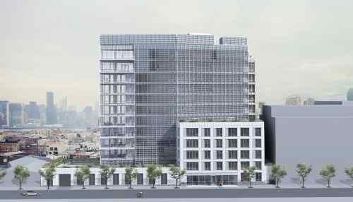 29 Clay Street, rendering by AB Architekten