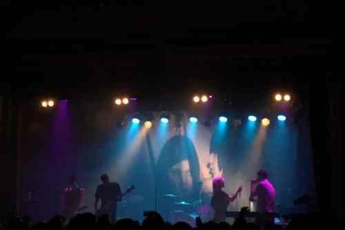 The Sounds at Warsaw 11.25.16