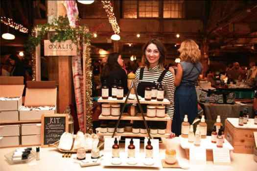 Greenpointers Fall Market 2015