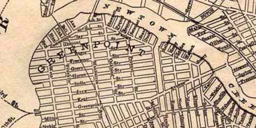 Historical Greenpoint