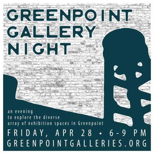 Greenpoint Gallery Night