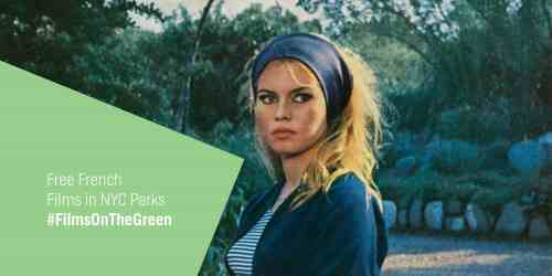 Films on the Green 2017