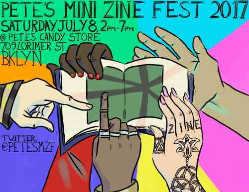 Pete's Mini Zine Fest