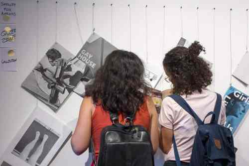 Brooklyn Dirty Book Fair - photo by Kate Truisi