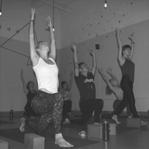 Hosh Yoga, via Instagram
