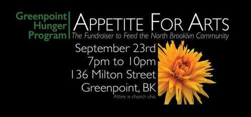 Greenpoint Soup Kitchen Fundraiser