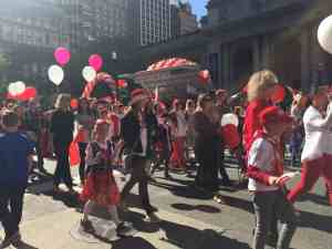 Via Pulaski Day Parade